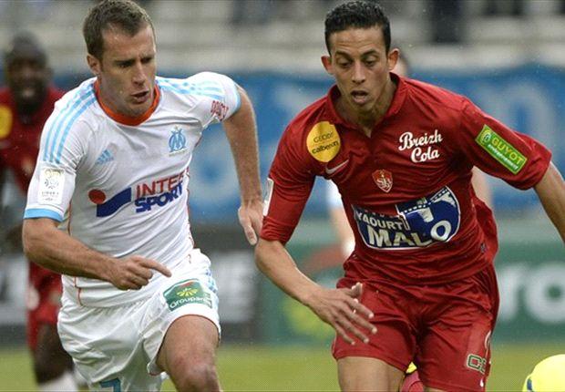 Olympique Marseille Raih Lagi Peringkat Kedua