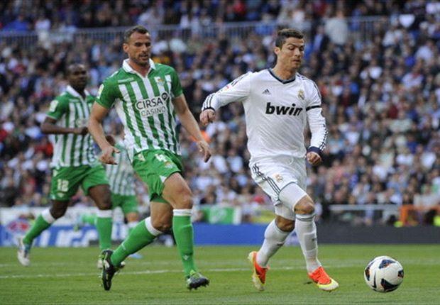 """Florentino Perez: """"Wir werden mit Cristiano Ronaldo verlängern"""""""