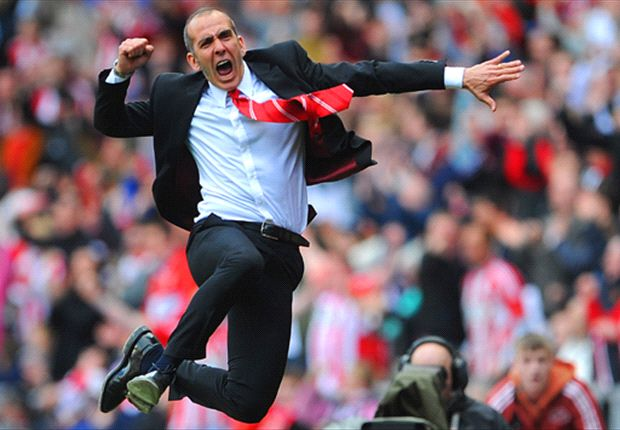 Our performance against Aston Villa was unacceptable, says Sunderland boss Di Canio