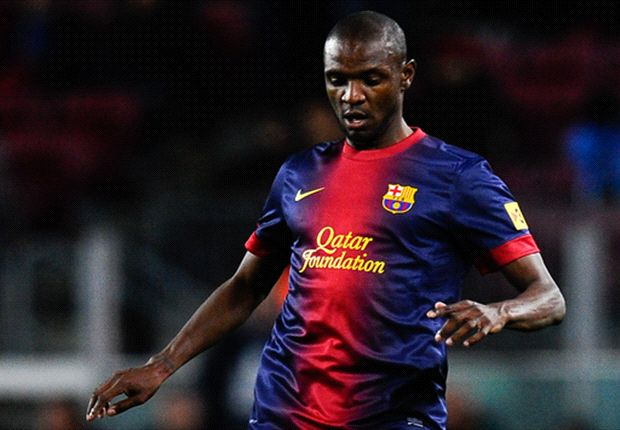 Abidal disappointed with Barcelona, says agent