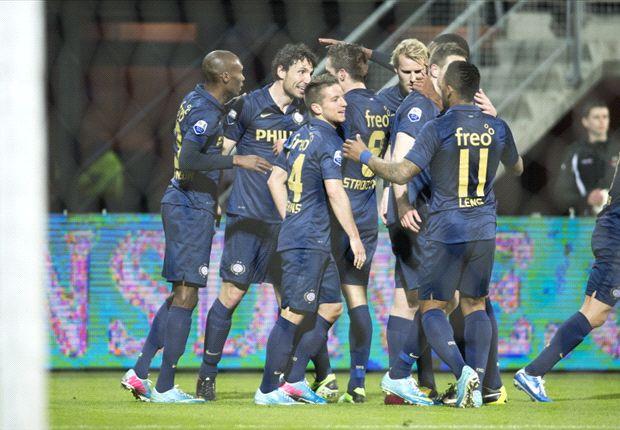 REVIEW Eredivisie Belanda: PSV Eindhoven Geser Vitesse