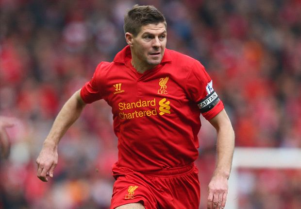 Liverpool captain Gerrard excited by new faces