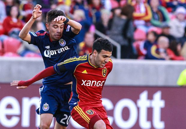 Real Salt Lake 1-0 Chivas USA: Edgar Mejia ejected and misses penalty in road loss