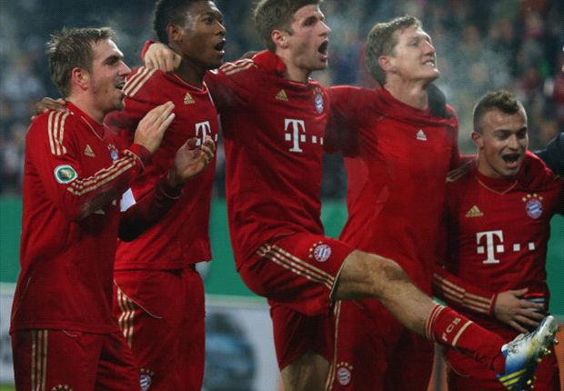 Bayern were close to defensive perfection, says Lahm