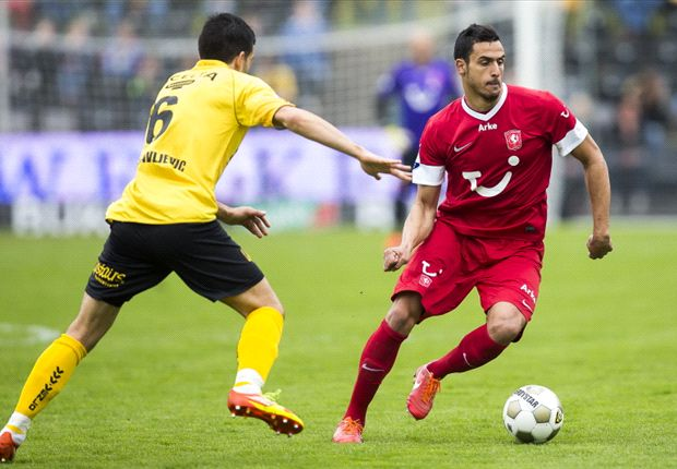 Twente winger Chadli plays down Juventus link