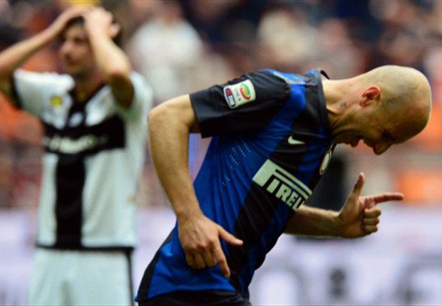 Tommaso Rocchi Menangkan FC Internazionale