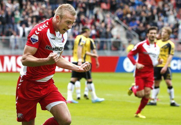 Van der Hoorn staat in de belangstelling van Ajax en PSV