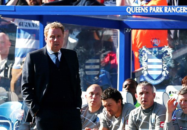 There are rifts in the QPR camp, reveals Redknapp
