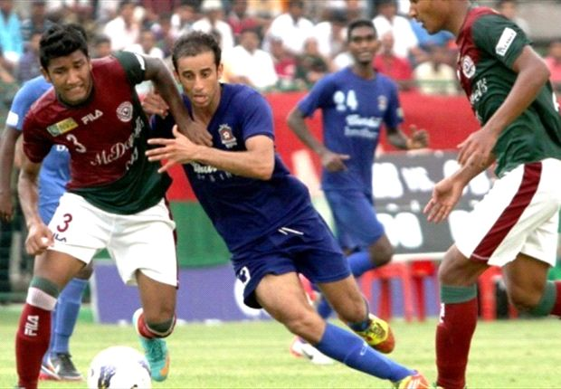 Mohun Bagan 0-2 Churchill Brothers SC: The Goans have one hand on the I-League title