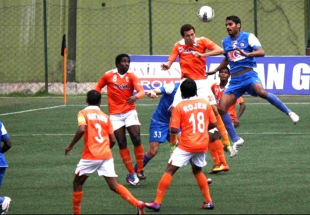 Jhingan (right) performed consistently in last season's I-League