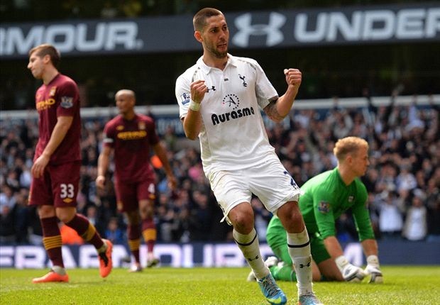 Dempsey sparks comeback win with equalizer against Man City