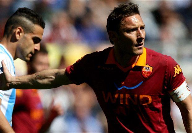 Laporan Pertandingan: AS Roma 1-1 Pescara