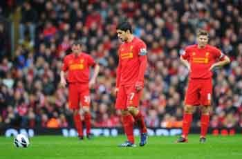 Liverpool striker Suarez focused on Confederations Cup amid Real Madrid rumours