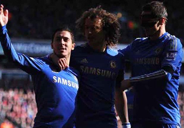 Eden Hazard Berharap Romelu Lukaku Kembali Ke Chelsea