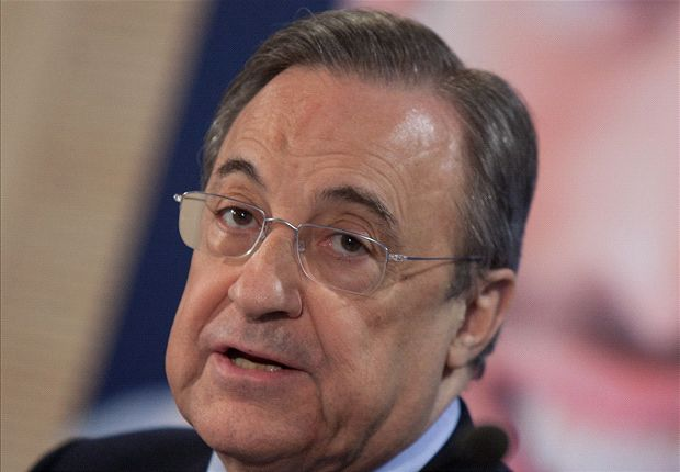 Florentino Perez will stay on as Real Madrid president