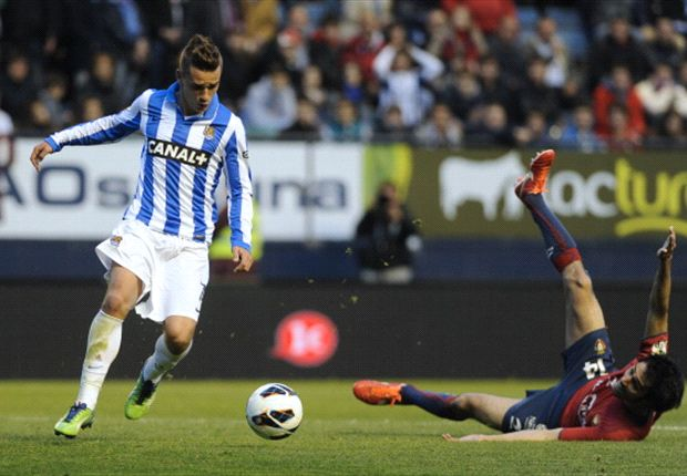 Real Sociedad-Granada Betting Preview: Why the hosts should score in both halves