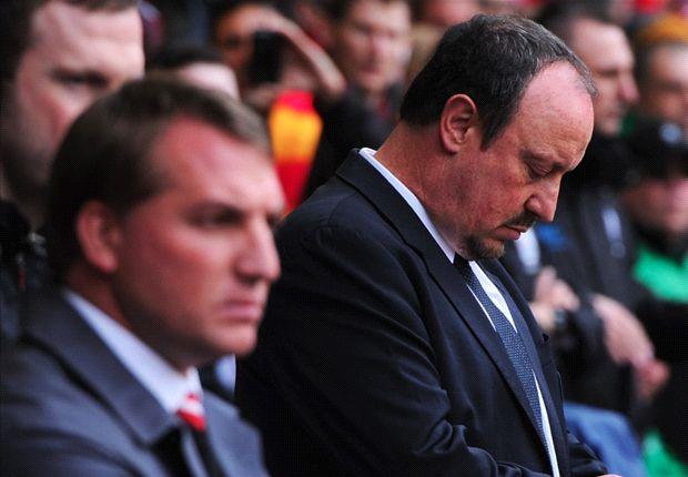 Rafael Benitez Tak Lihat Insiden Gigitan Luis Suarez