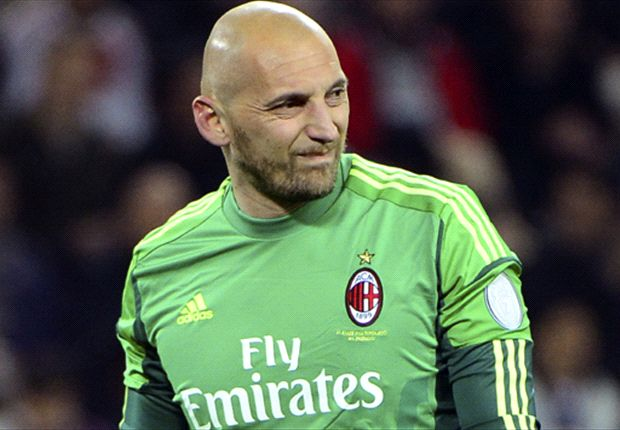 Milan without Abbiati for Udinese encounter
