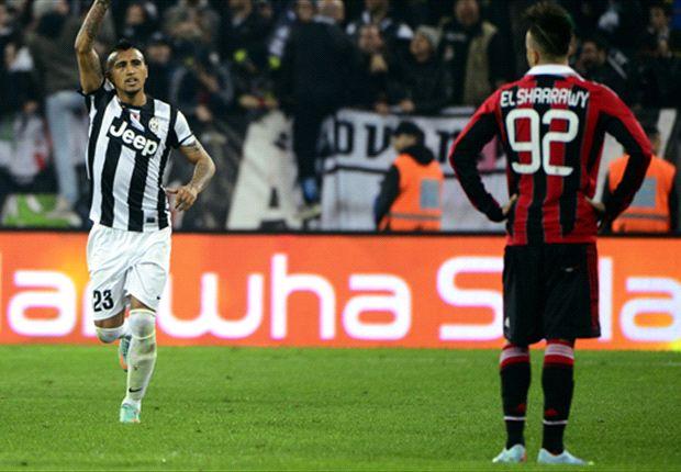 Vidal beslist topper met perfecte penalty