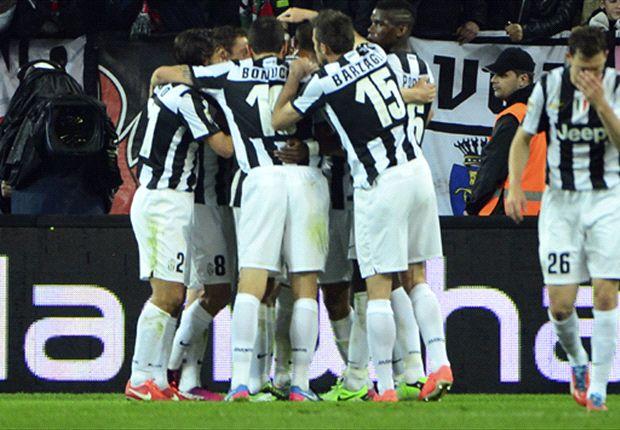 Juventus 1 x 0 Palermo: Velha Senhora é bicampeã italiana