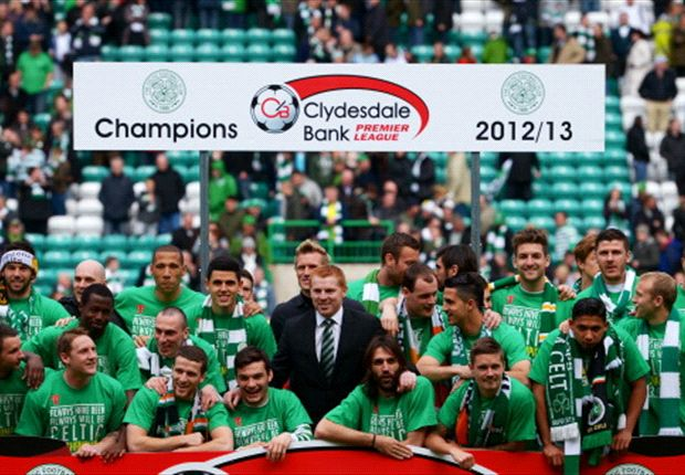 Celtic Juara Liga, Neil Lennon Liburkan Pemain