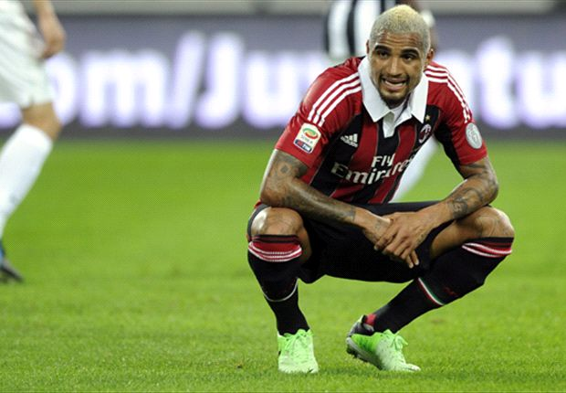Boateng subjected to racist abuse before Juventus game