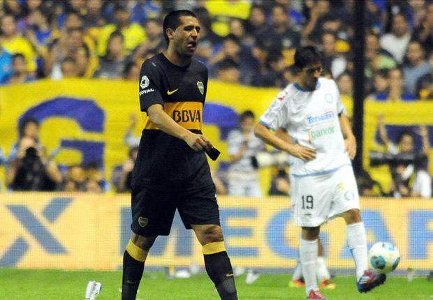 Confirmado: Riquelme no juega el Superclásico