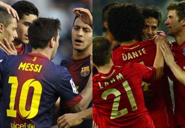 PREVIEW Liga Champions: Bayern Munich - Barcelona