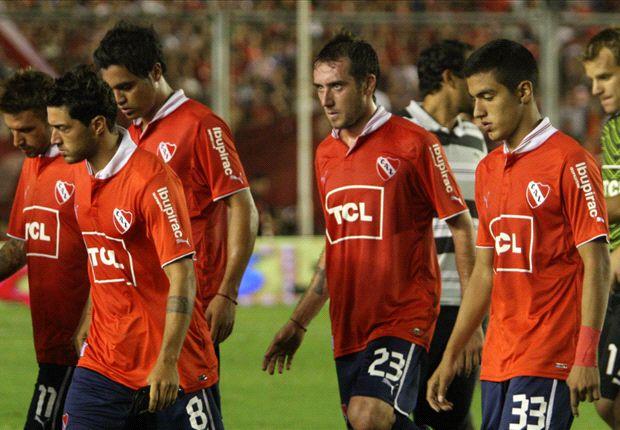 El desencanto de Independiente
