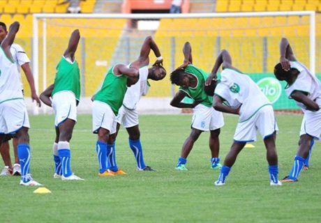 Aduana's qualification excites Abubakar