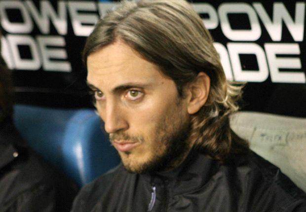 Luis Zubeldía se mostró muy dolido tras la eliminación de Racing.