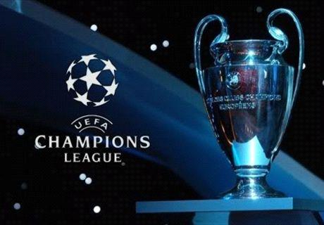 ¿Cuándo es el sorteo de la Champions?