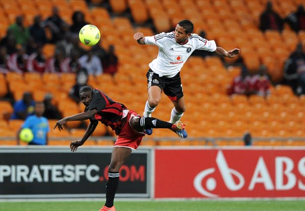 AC Leopards 1-0 Orlando Pirates: Bissiki strike dents Bucs chances