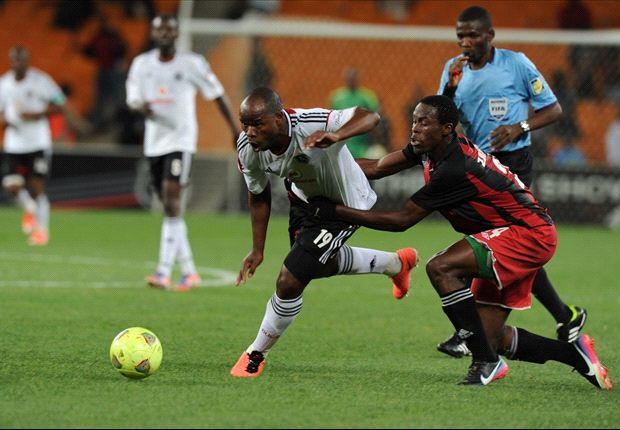 Mbesuma: Orlando Pirates are in a do-or-die situation