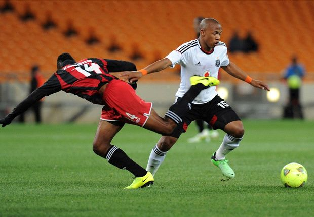 Andile Jali of Orlando Pirates (Getty Images)