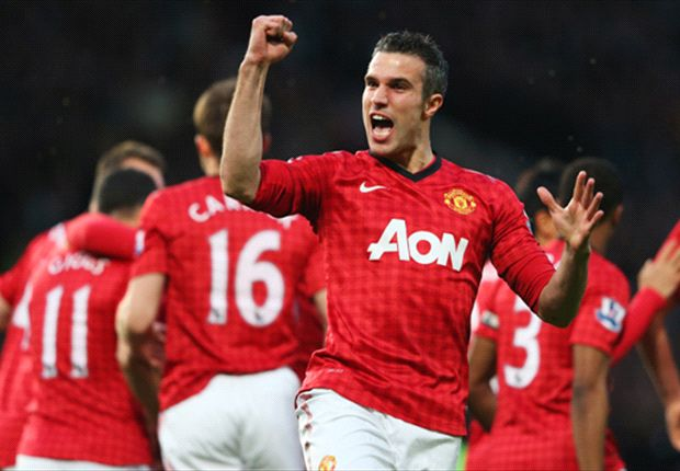 Was Van Persie's volley against Aston Villa his best ever goal?
