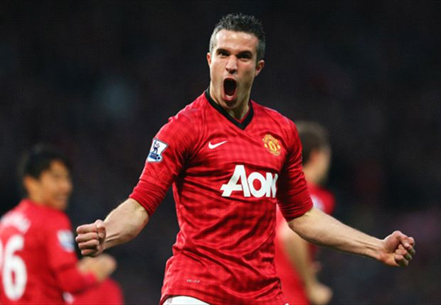 Twenty twenty vision: Van Persie vindicated as Old Trafford crowns its new king