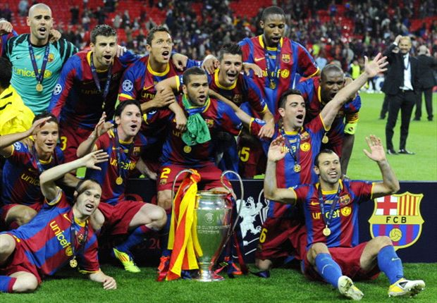 Poll of the Day: Can Barcelona still be considered the best club team ever?