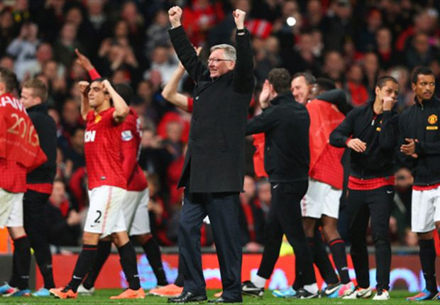 Consistency won Manchester United the Premier League, says Sir Alex