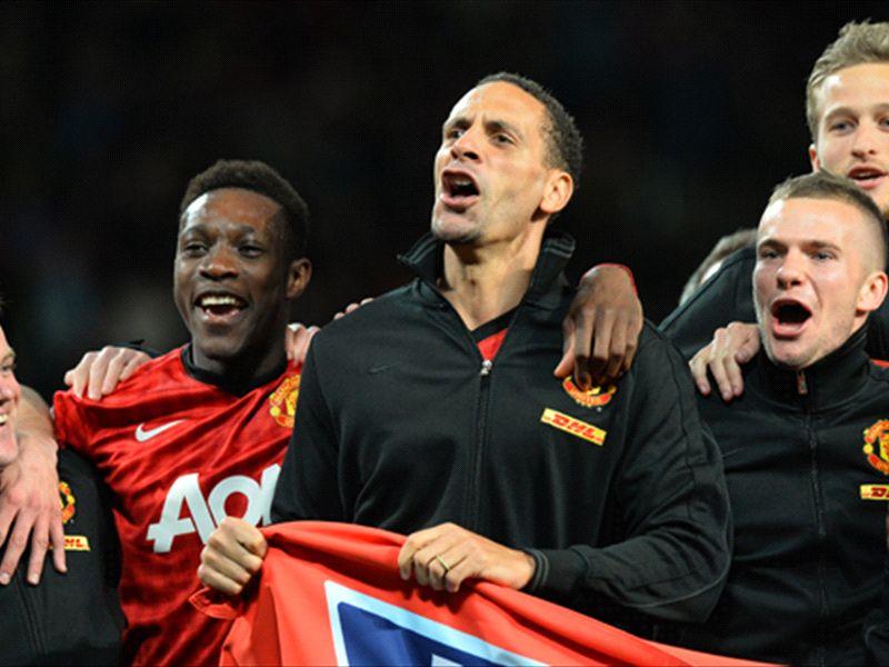 Bale congratulates Manchester United on title triumph