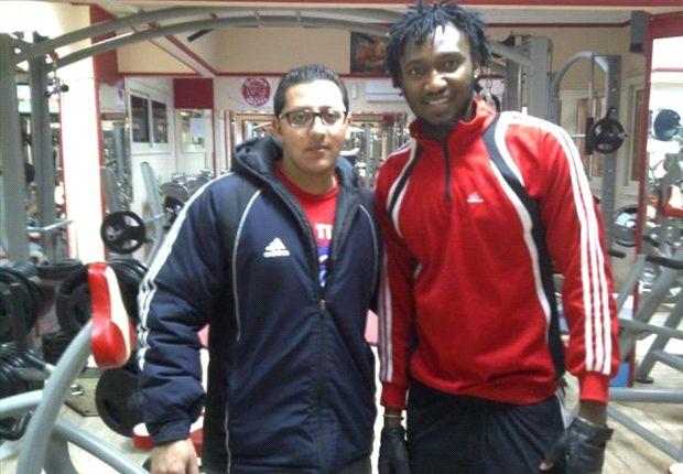 Ghana midfielder Goka to undergo trials with Lyon and St. Etienne