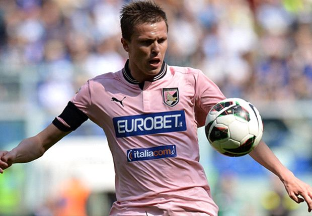 Palermo 1-0 Inter: Hosts continue bid for salvation thanks to Ilicic strike
