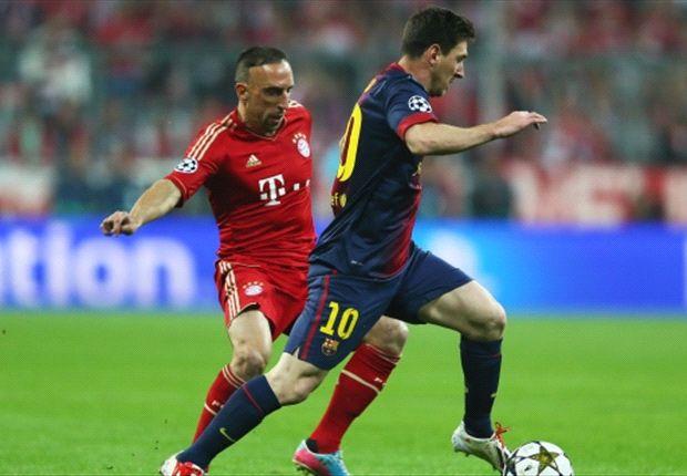 Franck Ribery: Kami Yakin Mampu Atasi Barcelona