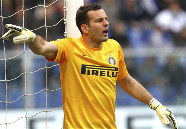 Moratti: No Barcelona bid for Handanovic