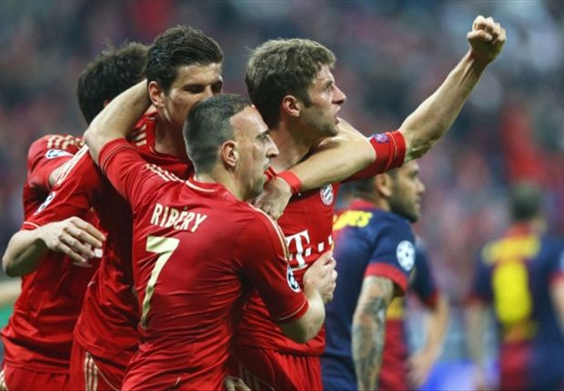 Barca exposed: Bayern shake the football world