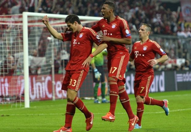 Bayern Munich are a ruthless, unforgiving machine