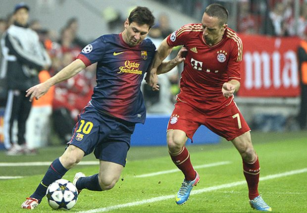 'Bayern aren't done yet' - Ribery issues Barcelona warning