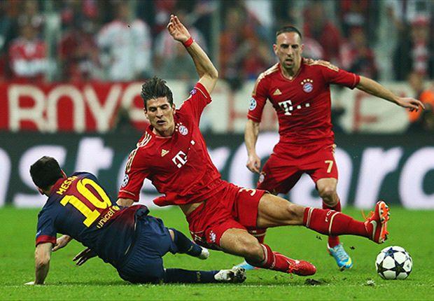 Muller warns against Messi backlash