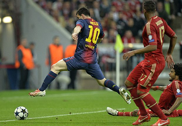 Messi can lead Barcelona to a famous comeback against Bayern, says Archibald