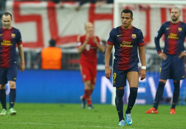 Barcelona's defeat to Bayern exposes their flawed transfer policy